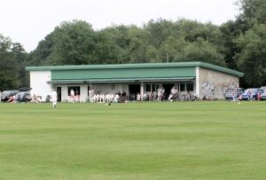 Tonbridge Cricket Pavilion